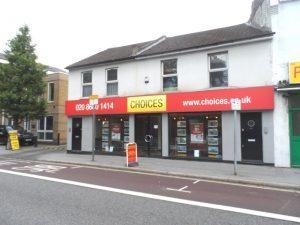 Croydon office