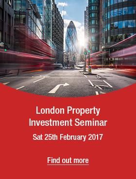 London Property Investment Seminar