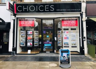 Choices Coulsdon office